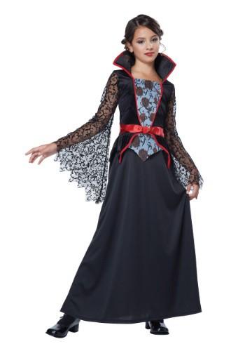 Disfraz Condesa vampira Bloodthorne para niñas