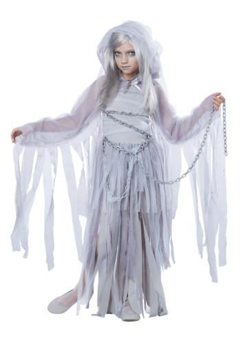Disfraz de belleza embrujada para niñas