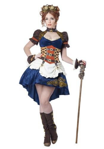 Disfraz de fantasía Steampunk para mujer