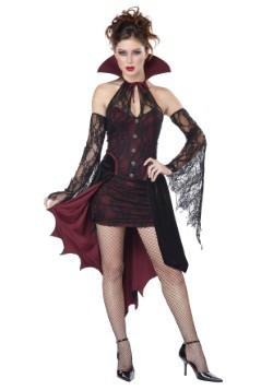 Disfraz de Vixen Vampiro talla grande para mujer