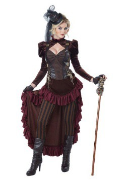 Disfraz para mujer Steampunk Victoriana