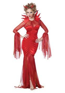 Disfraz de Dive Endiablada para mujer