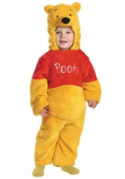 Disfraz de Winnie the Pooh Deluxe para niños pequeños