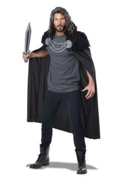 Capa guerrero de clan de lobos