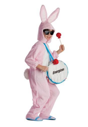 Disfraz de mascota conejo Energizer para niños