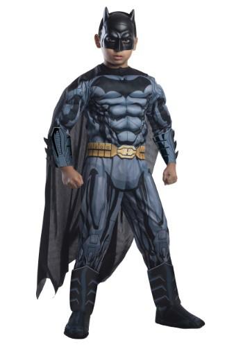 Disfraz de Batman infantil deluxe de DC comics