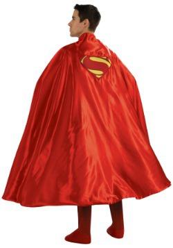 Capa de Superman deluxe para adulto