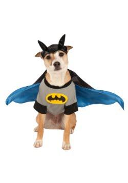 Disfraz de Batman para mascota