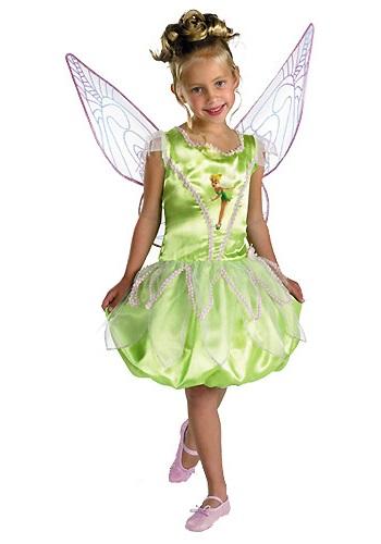 Disfraz infantil de Tinkerbell de Disney