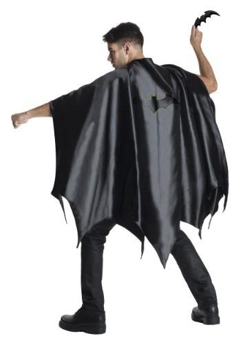 Capa de Batman Deluxe para adulto