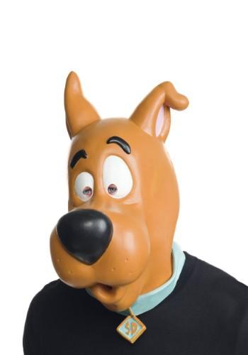 Máscara de látex de Scooby Doo para adulto