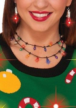 Collar de luces de Navidad