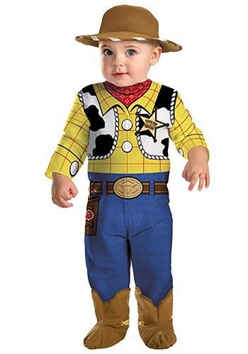 Disfraz de Woody de Toy Story para bebé