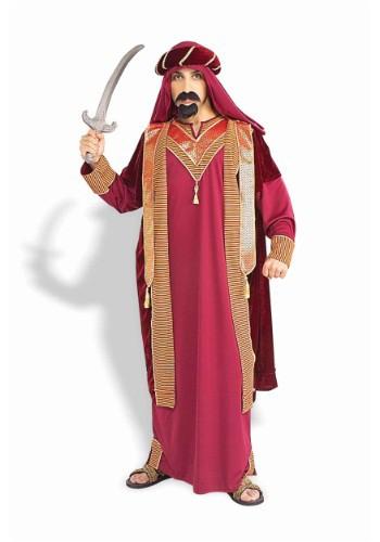 Disfraz de Sultán Árabe Deluxe para hombre