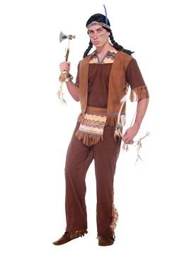 Disfraz de guerrero valiente para hombre