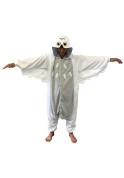 Disfraz de pijama de búho nevado