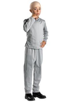Disfraz infantil deluxe de Dr. Evil