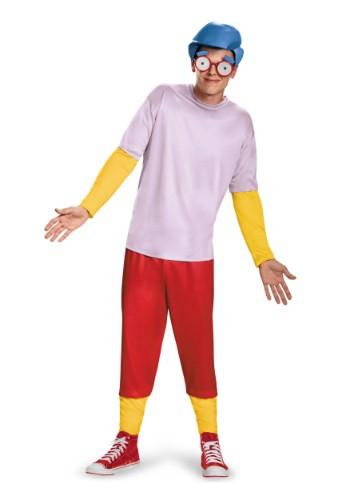 Disfraz de Milhouse deluxe para adolescente