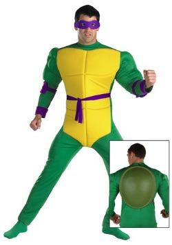 Disfraz de Donatello de las Tortugas Ninja para hombre