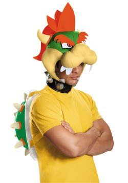 Kit de Bowser para adulto