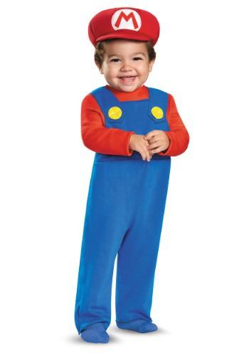 Disfraz infantil de Mario