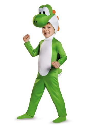 Disfraz de Yoshi Toddler