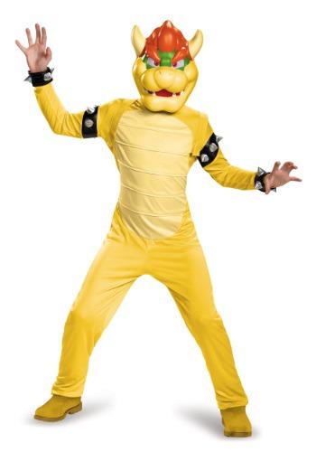 Disfraz de Bowser Deluxe para niños