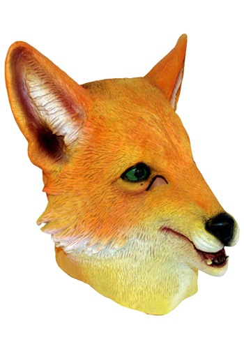 Máscara de zorro
