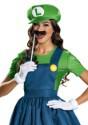 Disfraz de Luigi para mujer alt