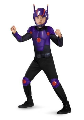 Disfraz clásico de Hiro para niño