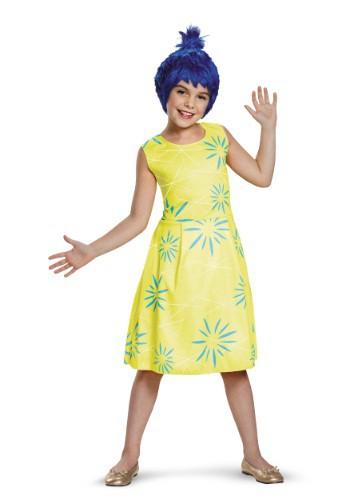 Disfraz Clásico de Alegría para niñas