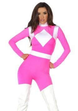 Ranger rosado supremo de las mujeres