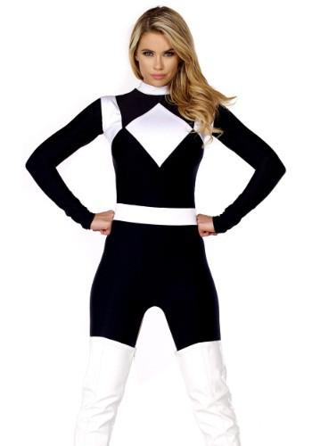 Disfraz de guardabosques negro vigoroso de las mujeres