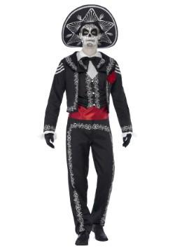 Disfraz de Señor Huesos de Día de Muertos