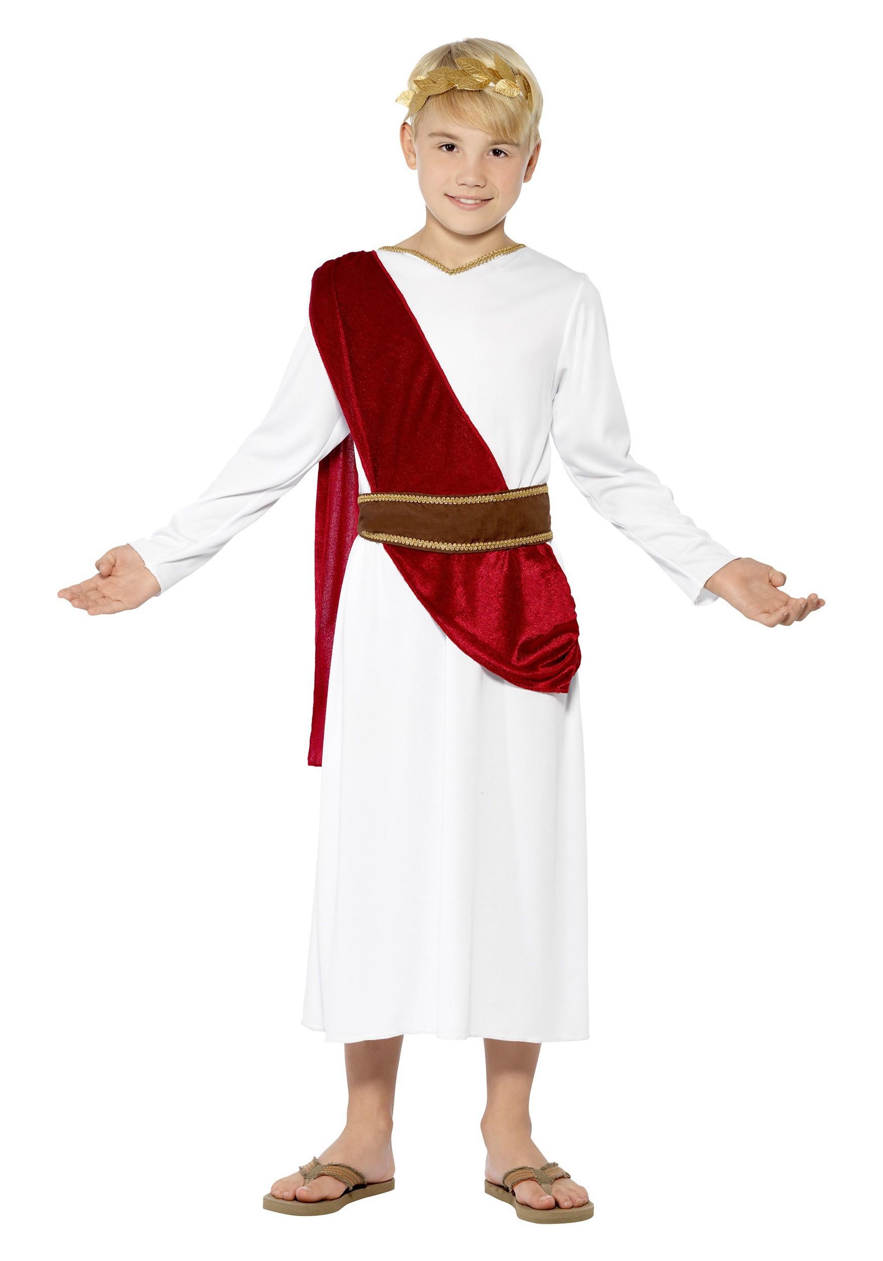 Romano Niños Chico Para Disfraz De hrCdtQxs