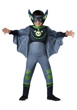 Disfraz de murciélago verde Wild Kratts