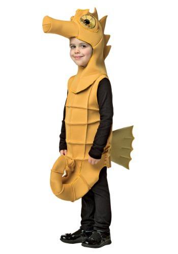 Disfraz infantil de caballito de mar