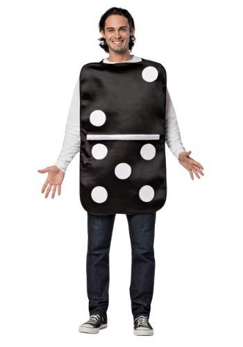 Disfraz de dominó para adulto