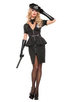 Disfraz de policía elegante para mujer