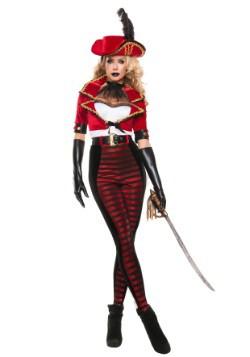 Disfraz para mujer de pirata de medianoche