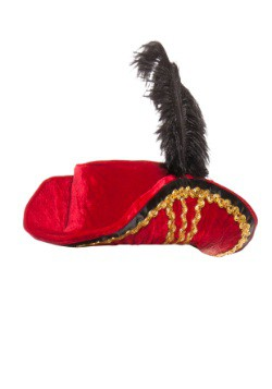 Sombrero de medianoche pirata