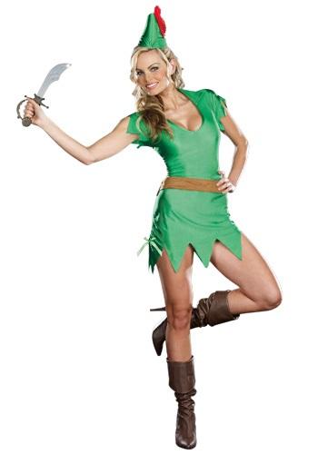 Disfraz de Peter Pan sexy