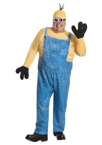 Disfraz de Minion Kevin talla extra