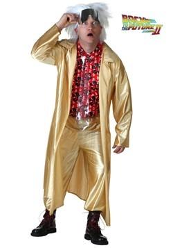 Disfraz de Doc Brown Volver al futuro II talla extra