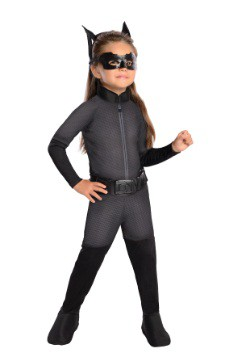 Disfraz de romper de Catwoman para niños pequeños