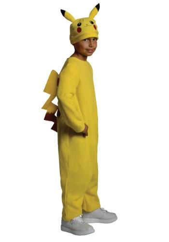 Disfraz de Pikachu para niños deluxe