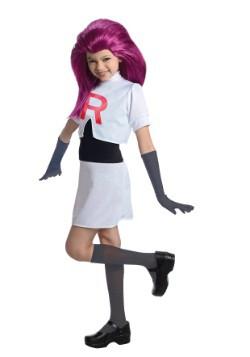 Disfraz de Jessie del equipo Rocket para niños