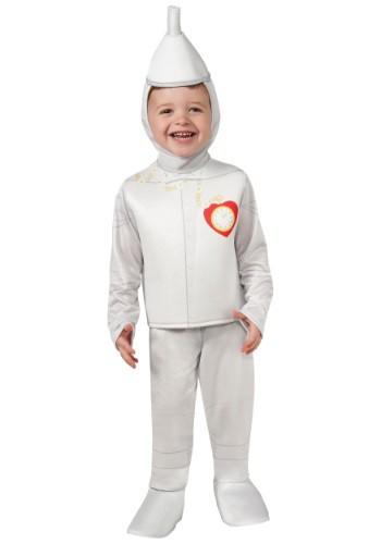 Disfraz de Hombre de Hojalata del Mago de Oz niños pequeños