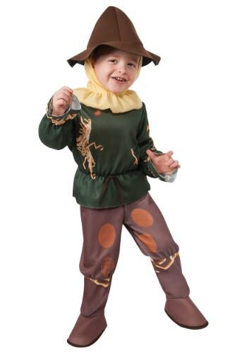 Disfraz de Espantapájaros del Mago de Oz para niños pequeños