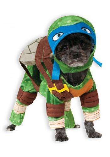 Disfraz para mascota de Leonardo TMNT